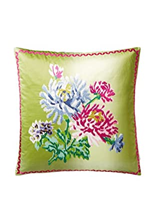 Designers Guild Chaneti Pillow (Moss)