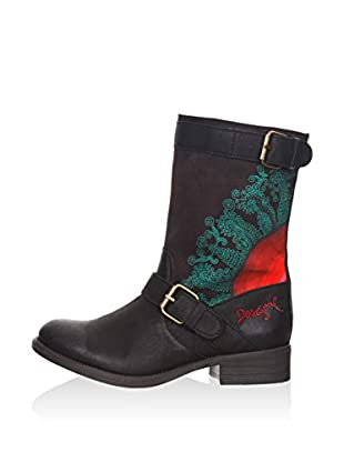 Desigual Biker Boot Romantic