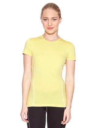 Craft Camiseta Cool Mesh (Amarillo)