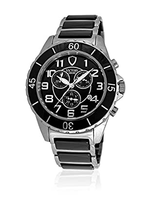Victory Reloj V-Chairman Plateado / Negro