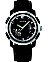 Police Analog Black Dial Men's Watch - PL11597JST/02