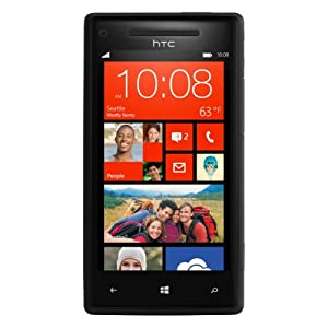 HTC 8X (Graphite Black)