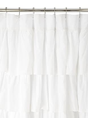 Amity Home Ruffles Shower Curtain