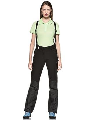 Salewa Diavole 2.0 Pantalón (Negro)