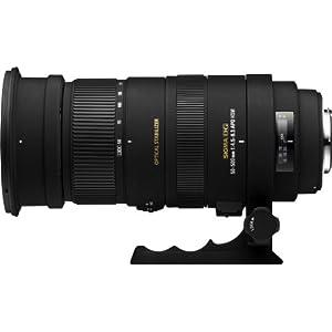【クリックで詳細表示】SIGMA 望遠ズームレンズ APO 50-500mm F4.5-6.3 DG OS HSM ソニー用 フルサイズ対応