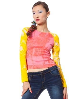 Custo Camiseta Streema (Multicolor)