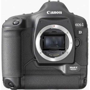 Canon EOS-1D Mark II  Black