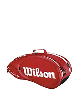 Wilson Raquetero Tour Molded 2.0 6Pk Bag Rd