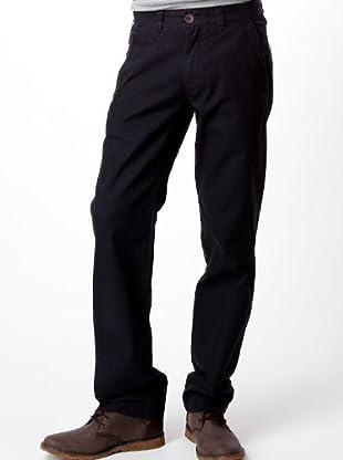 Timberland Pantalón Zip (Negro)