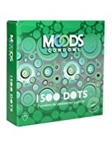 Moods 1500 Dots 3 Condoms for Pleasure That is Spot On (Pack of 10)