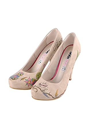 Dogo High Heels Salones Owl Colour Lover (Beige)