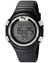 PUMA Unisex PU911261004 Faas 100 S luminous Digital Display Watch