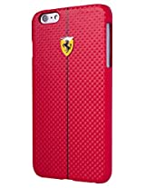 Ferrari iPhone6 Plus Hard Case Formula1-Red