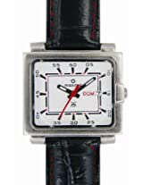 Maxima Analog White Dial Men's Watch - E-20942Lmgi