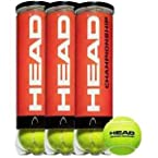 Head Championship Tennis Ball - Pack of 12