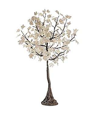 LED White Maple Tree, Warm White Bulbs