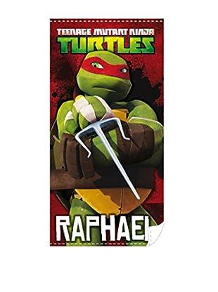 Tortugas Mutantes Toallas De Playa Raph