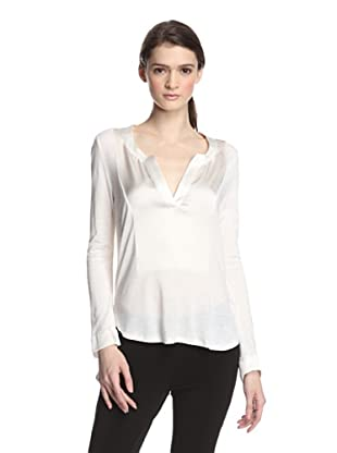 Elizabeth and James Women's Octavia Top (Off white)