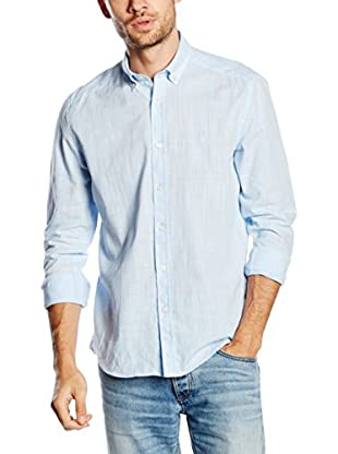 POLO CLUB Camisa Hombre Gentle Linen Sport