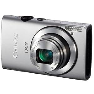 Canon デジタルカメラ IXY600F