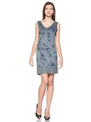 Eccentrica Vestido Grebes (Azul)