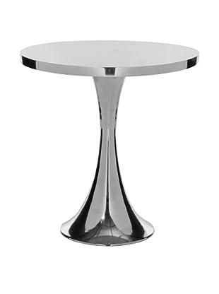 Safavieh Galium Aluminum Side Table, Silver