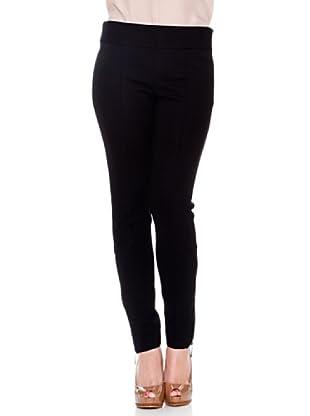 Caramelo Legging Vestir (Negro)