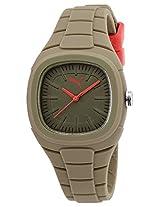 Puma Analog Brown Dial Women's Watch - PU102882010