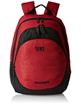 Wildcraft 29 Liters Multi-Colour Casual Backpack (Bricks 2 Red)