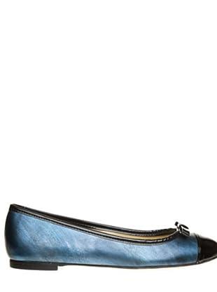 Magrit Bailarinas (Azul / Negro)
