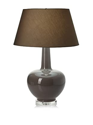 Lighting Accents Porcelain Urn Table Lamp (Taupe)