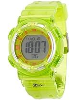 Titan Zoop Digital Grey Dial Children's Watch - C3026PP03