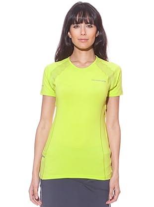 Grifone Camiseta Evergreen (Lima / Gris)