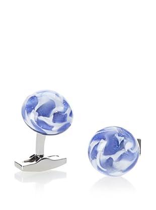 Daniel Dolce Artisan Lampwork Glass Cufflinks