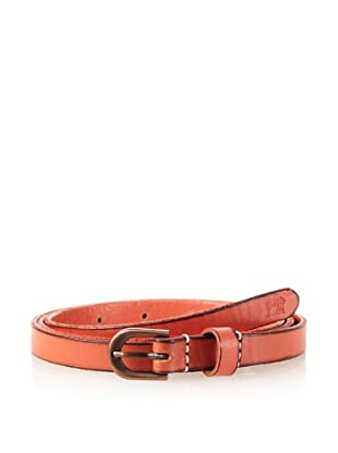 Scotch & Soda Men's Thin Coloured Belt (Nectarine)