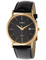 Timex Classics Analog Black Dial Men's Watch - TI000R40100