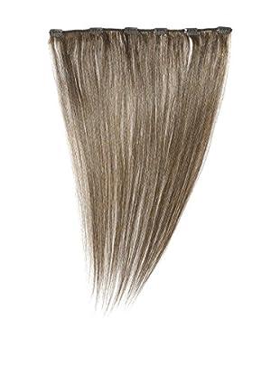 Love Hair Extensions Clip-In Haarverlängerung 100% Echthaar 8 Mousey Brown
