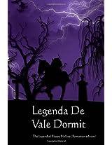 Legenda De Vale Dormit: The Legend of Sleepy Hollow