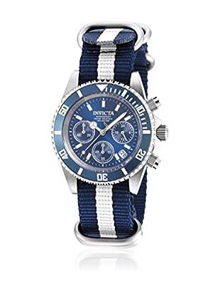 INVICTA Quarzuhr Man Pro Diver Blue