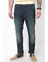 Indigo Skinny Fit Jeans (65504) Levi's