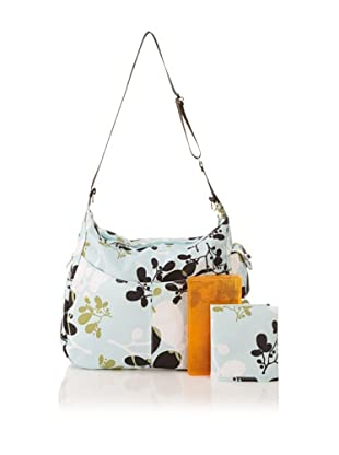 Fleurville Re-Run Hana Diaper Bag (Ogo Floral)