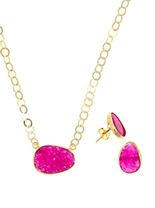 Córdoba Joyeros Conjunto Luxury Pink Panther