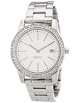 Esprit Two Hands Analog White Dial Women's Watch ES106112001