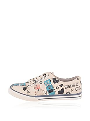 Dogo Zapatillas Hydraulic Love (Crema)