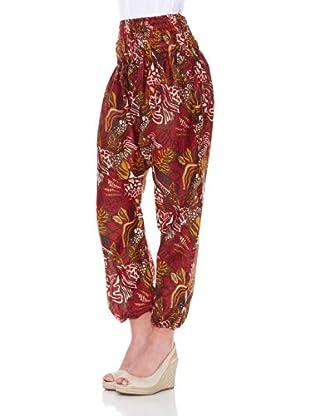 Candora Pantalón Mea (Granate)