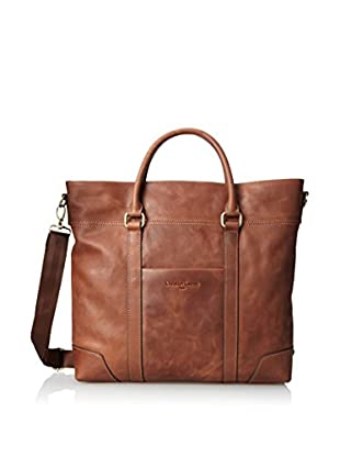 Christian Lacroix Men's The Game Changer Tote, Brown, One Size