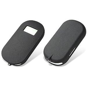 スキニーマテリアル シリコンカバー for Pocket WiFi(C01HW/D25HW)(ブラック)