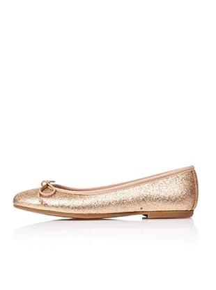 Bisue Bailarina Gliter (Oro)