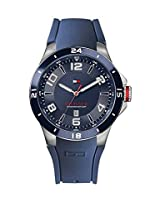 Tommy Hilfiger Analog Black Dial Men's Watch - TH1790862J