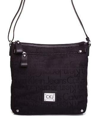 Calvin Klein Bolso bandolera (negro)